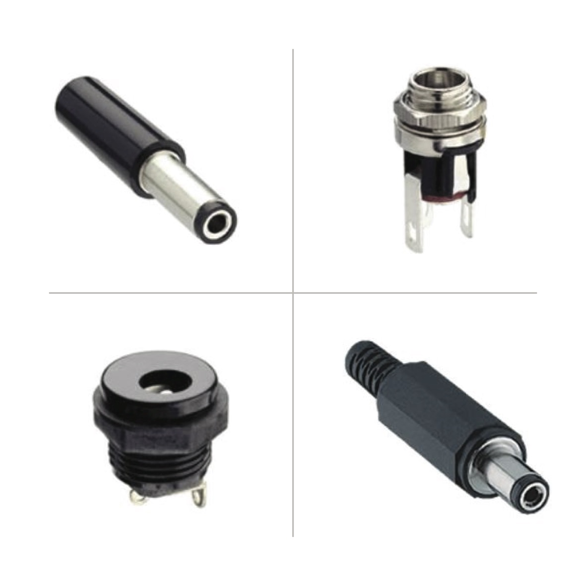DC Power Connectors