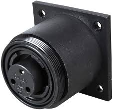 Bulkhead Flange Mounting Connector