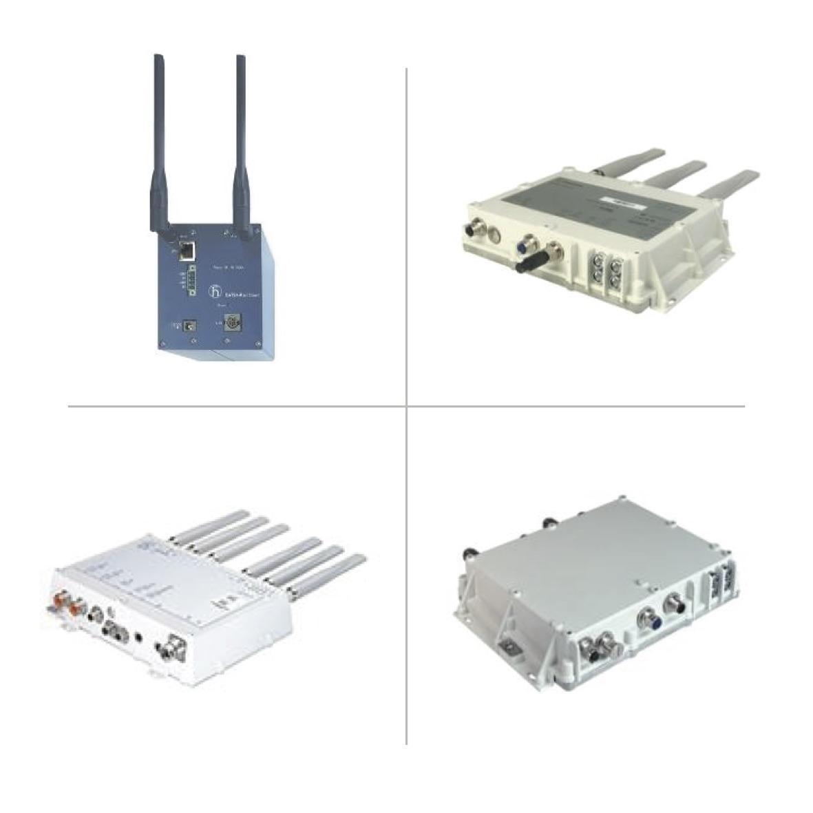 Hirschmann WLAN Industrial Wireless LAN