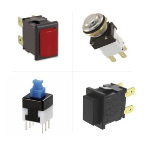 Arcolectric Push Switches