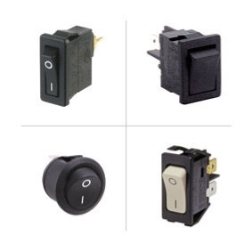 Arcolectric Rocker Switches