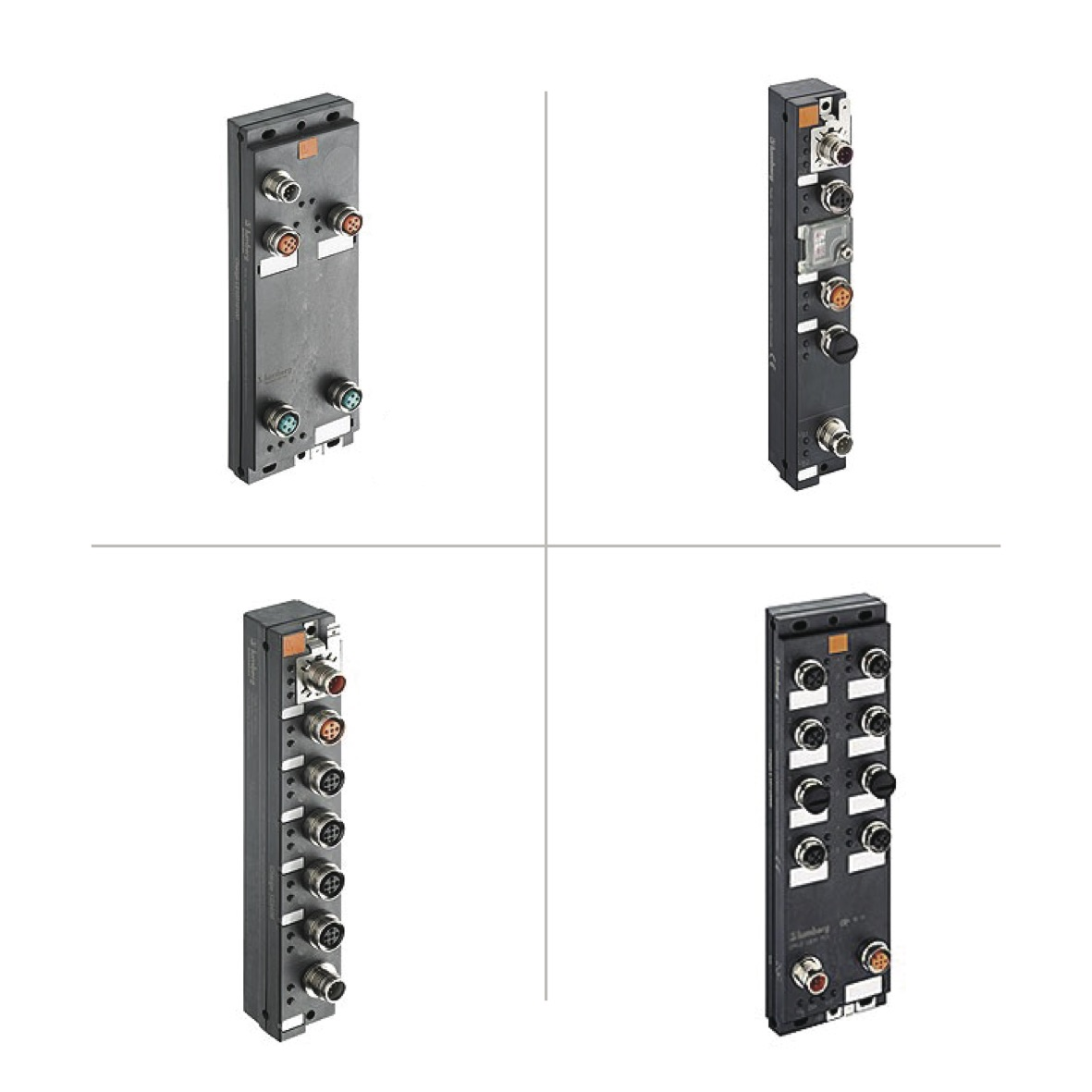 Lumberg Automation I/O Modules Active - Modular