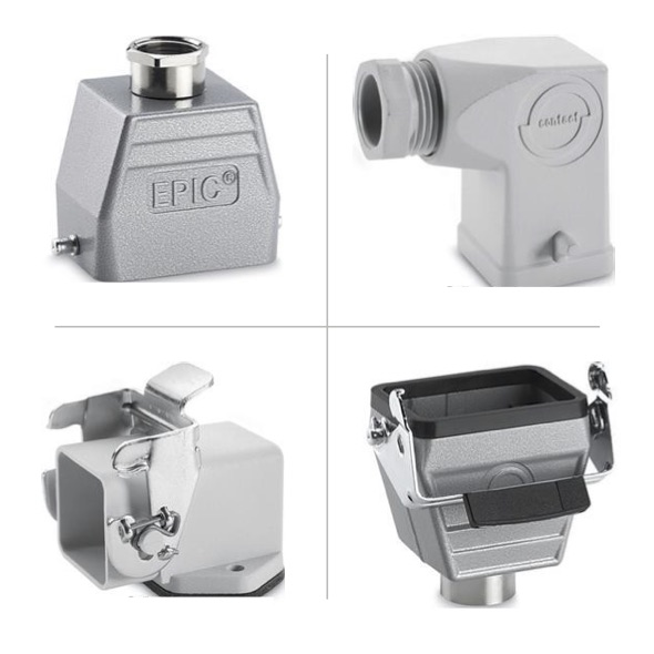 Lapp EPIC Rectangular Connectors