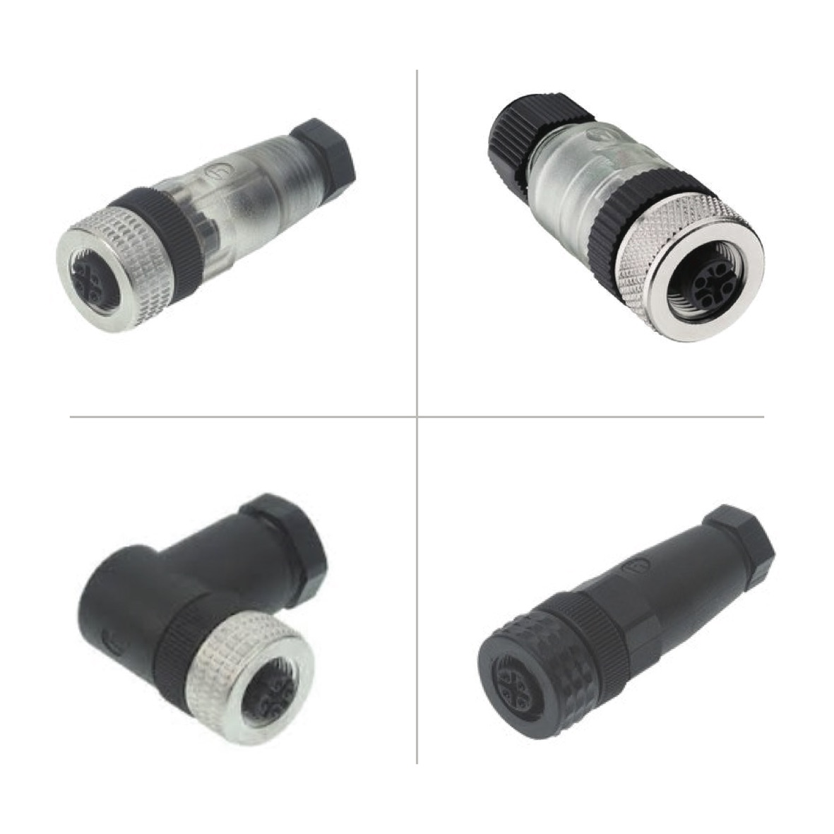 M12 Cable Socket