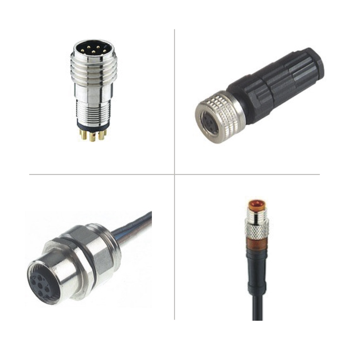 Lumberg Automation M8 Connectors