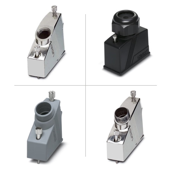 Modular Rectangular Connectors