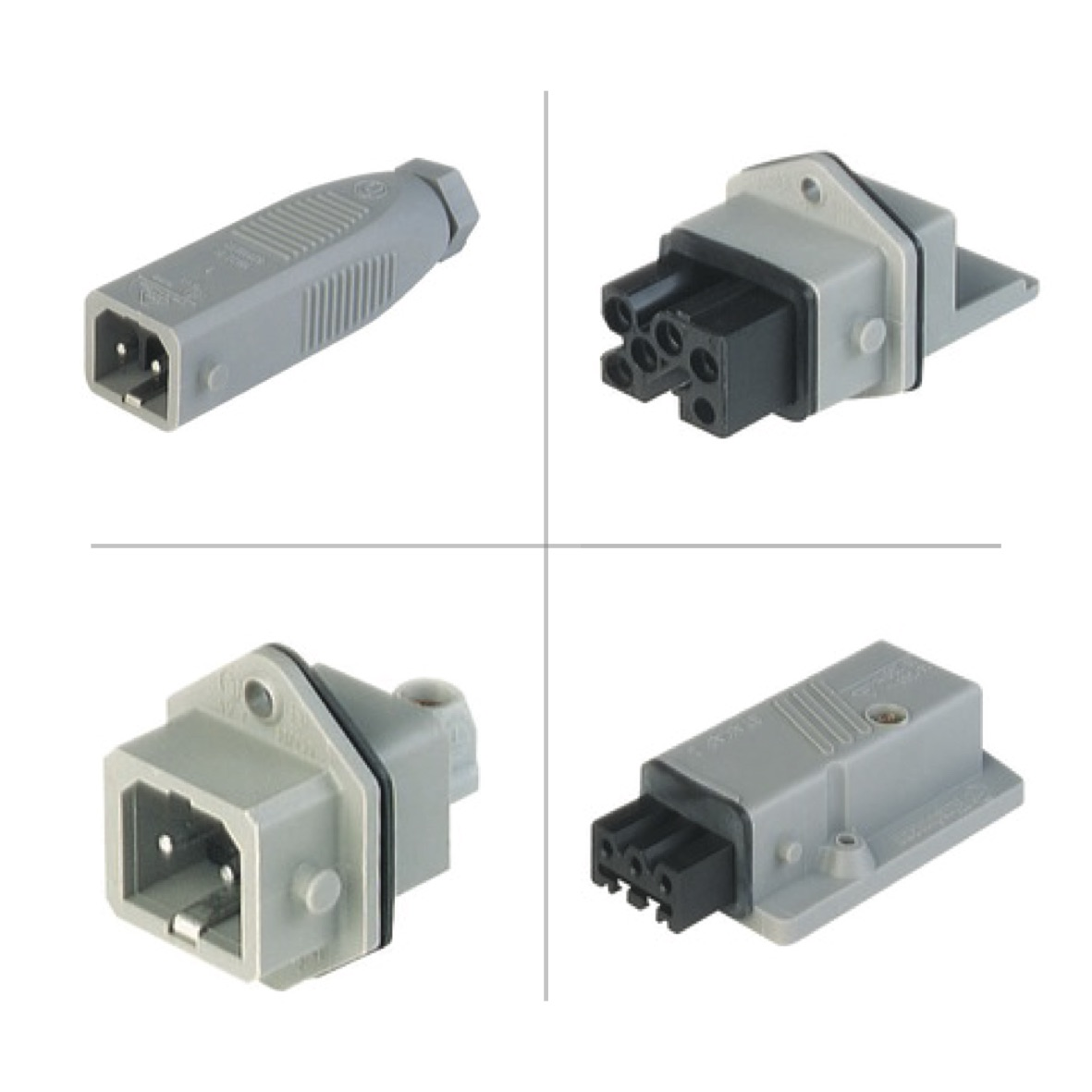 Hirschmann ST Series Power Connectors