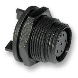 Rear Panel Mounting Connector