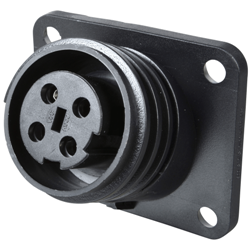Flange Mounting Connector