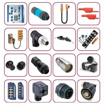 Connectors, Industrial Ethernet & Automation Products