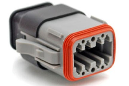 Amphenol AT Series IP67 Waterproof Connectors